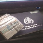 Buku Pemilik Kendaraan Bermotor (BPKB)