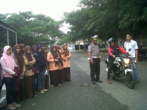 Kampanye Road Safety IMI-3